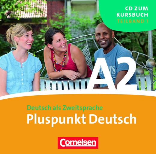 Pluspunkt Deutsch - CD - A2: Teilband 1