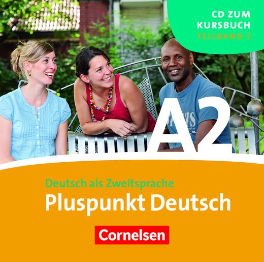 Pluspunkt Deutsch - CD - A2: Teilband 2