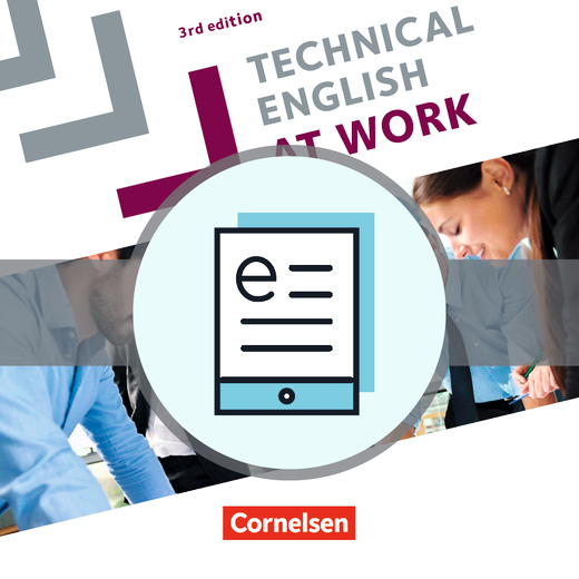Technical English at Work - Schülerbuch als E-Book - A2-B2
