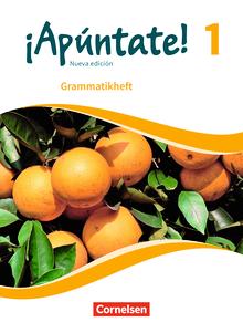 ¡Apúntate! - Grammatikheft - Band 1