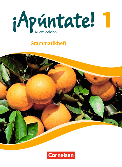¡Apúntate! - Grammatikheft - Band 1