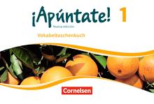 ¡Apúntate! - Vokabeltaschenbuch - Band 1