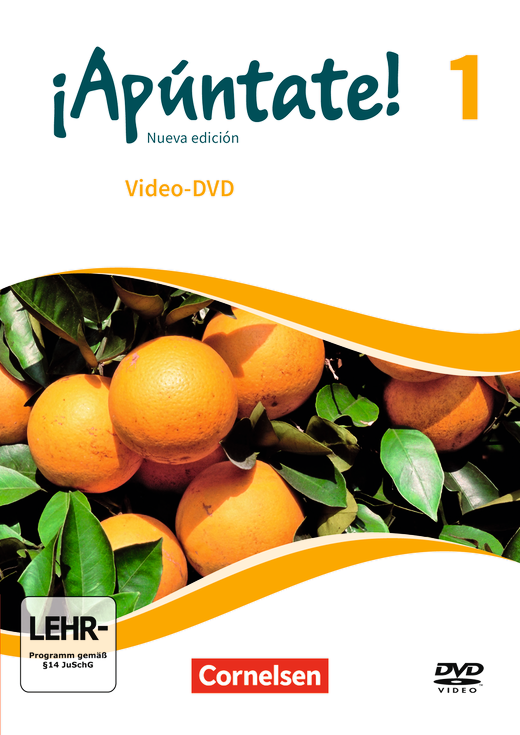 ¡Apúntate! - Video-DVD - Band 1