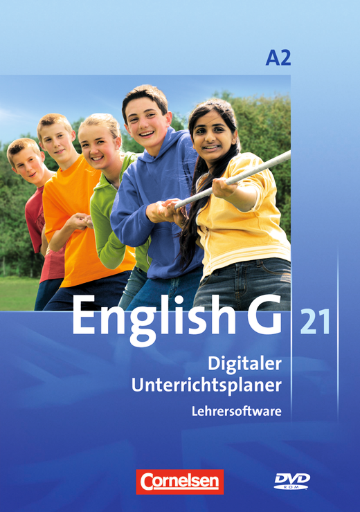 English G 21 - Digitaler Unterrichtsplaner - DVD-ROM - Band 2: 6. Schuljahr
