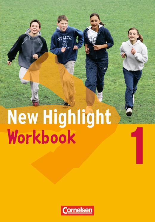 New Highlight - Workbook mit Einführungskurs - Band 1: 5. Schuljahr