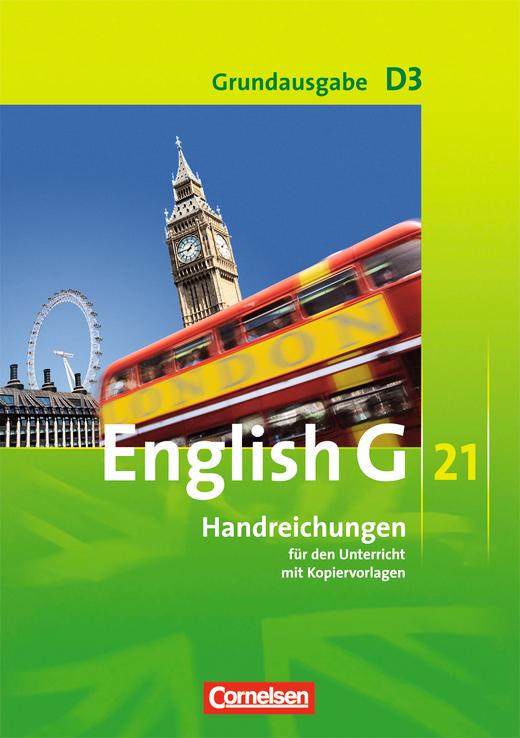 English G 21 - Handreichungen für den Unterricht - Band 3: 7. Schuljahr