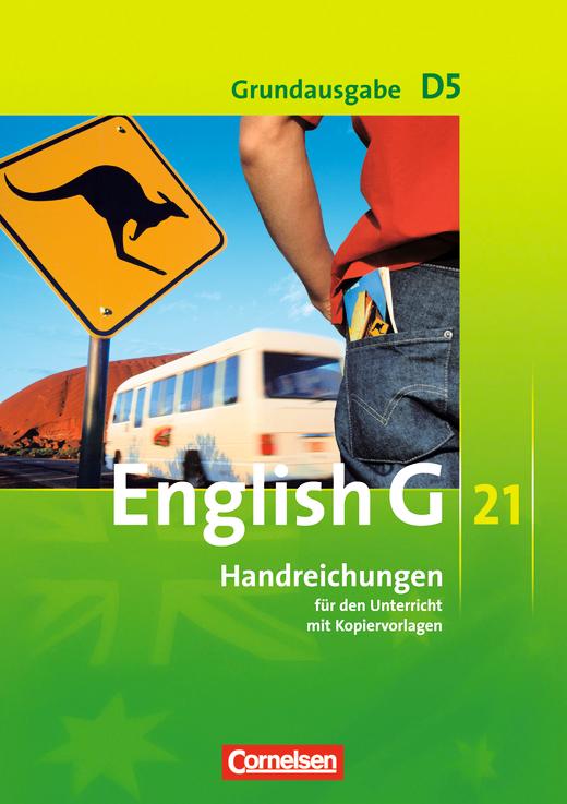 English G 21 - Handreichungen für den Unterricht - Band 5: 9. Schuljahr