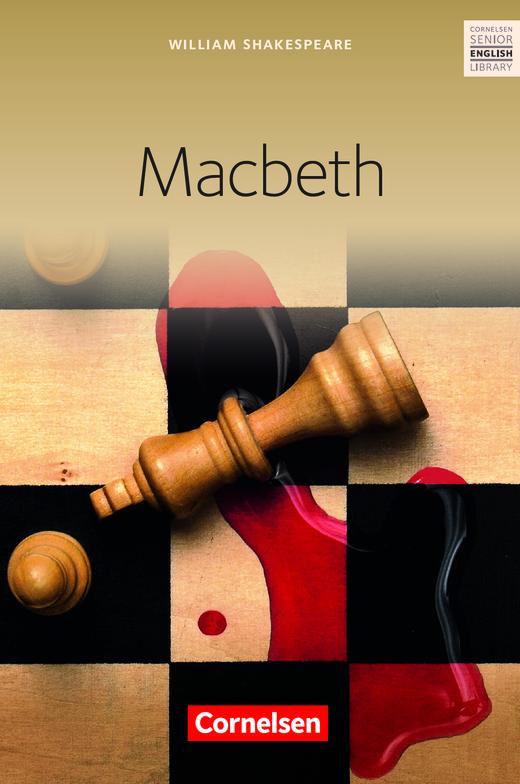 Cornelsen Senior English Library - Macbeth - Textband mit Annotationen - Ab 11. Schuljahr