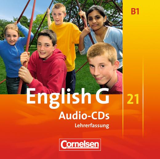 English G 21 - Audio-CDs - Band 1: 5. Schuljahr