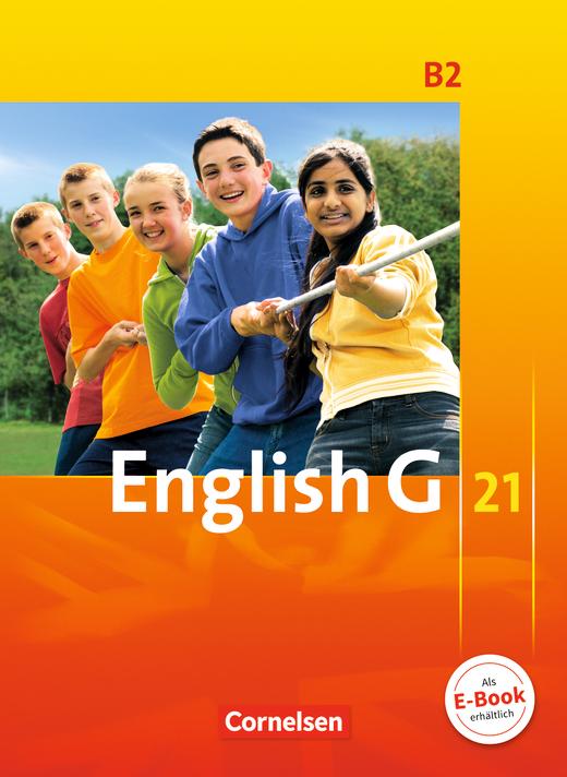 English G 21 - Schülerbuch - Band 2: 6. Schuljahr