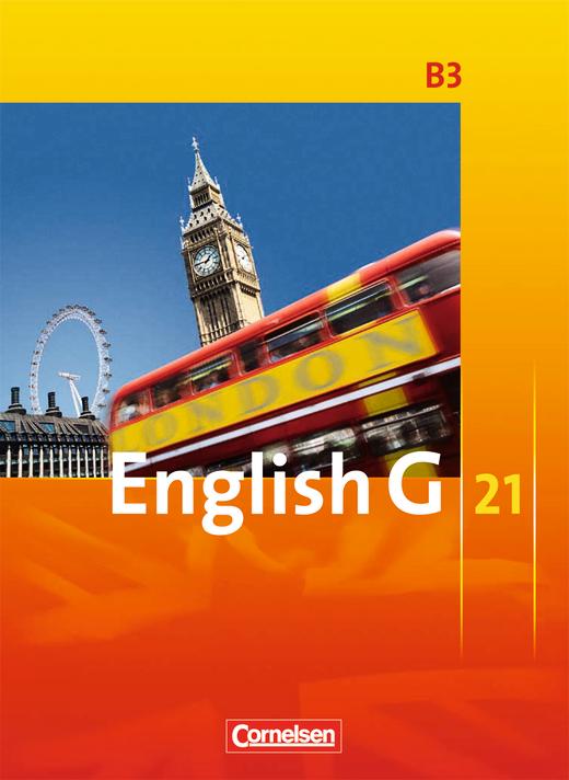 English G 21 - Schülerbuch - Band 3: 7. Schuljahr