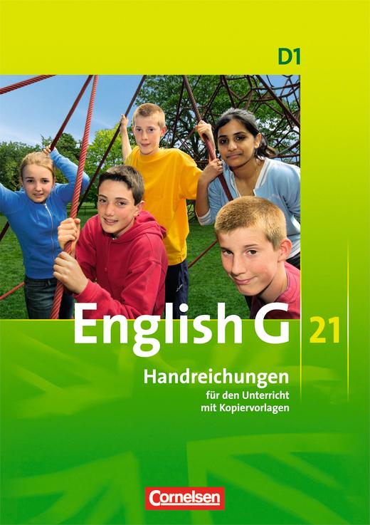 English G 21 - Handreichungen für den Unterricht - Band 1: 5. Schuljahr