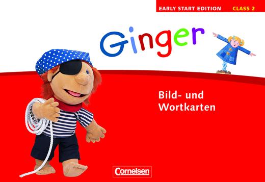 Ginger - Bild- und Wortkarten - Band 2: 2. Schuljahr