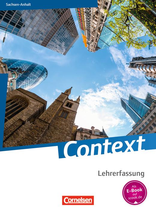 Context - Schülerbuch - Lehrerfassung