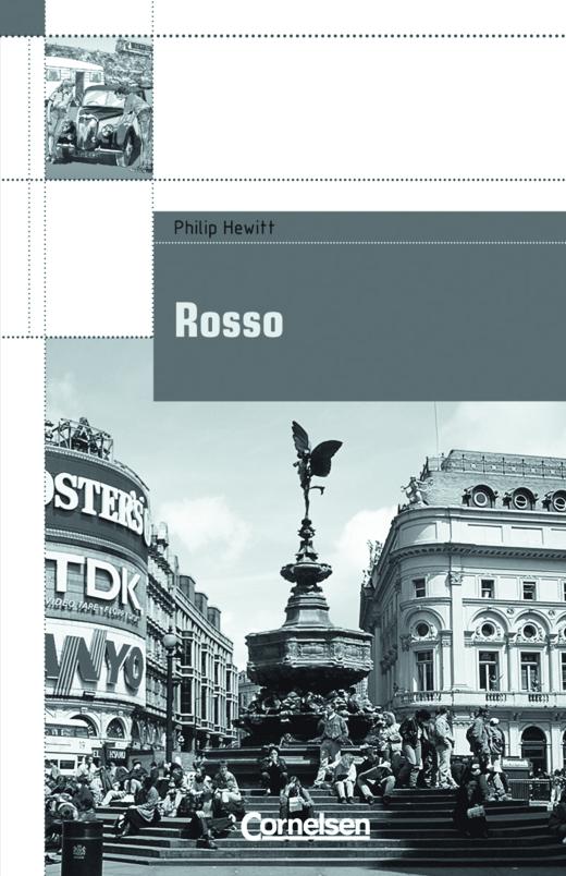 Cornelsen English Library - Rosso - Textheft mit CDs - 8. Schuljahr, Stufe 2