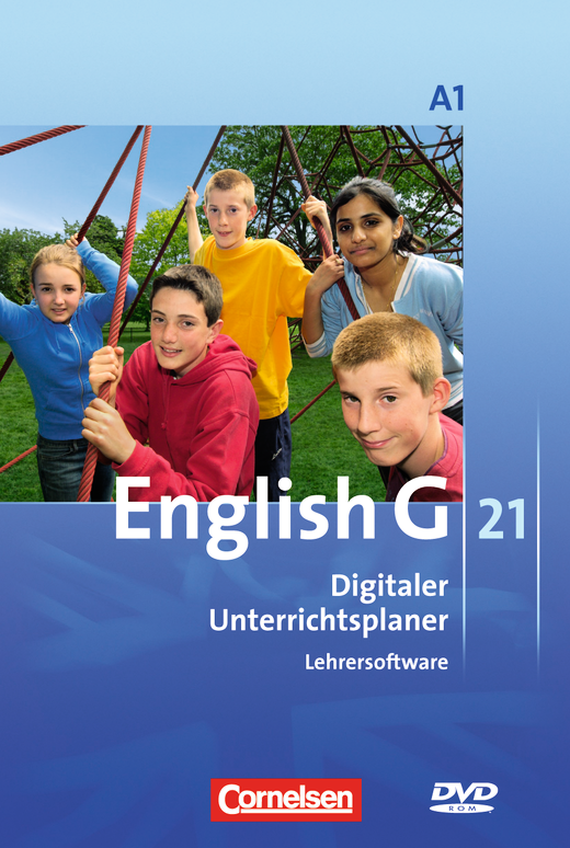 English G 21 - Digitaler Unterrichtsplaner - DVD-ROM - Band 1: 5. Schuljahr