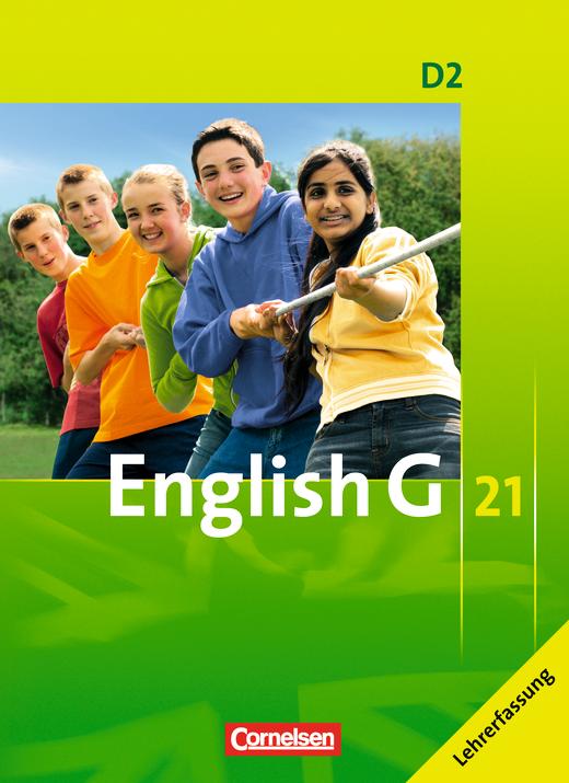 English G 21 - Schülerbuch - Lehrerfassung - Band 2: 6. Schuljahr