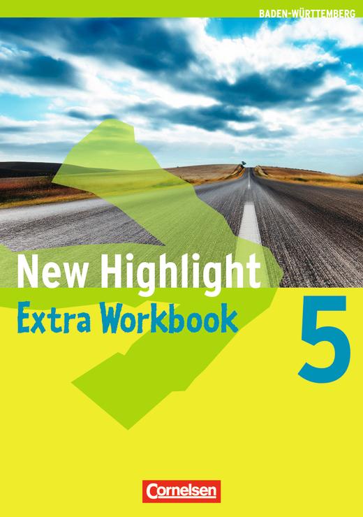 New Highlight - Workbook Extra - Band 5: 9. Schuljahr
