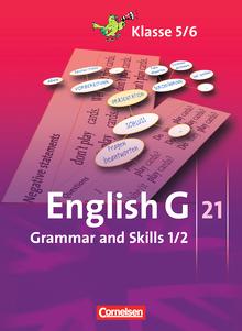 English G 21 - Grammar and Skills - Band 1/2: 5./6. Schuljahr