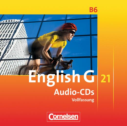 English G 21 - Audio-CDs - Band 6: 10. Schuljahr