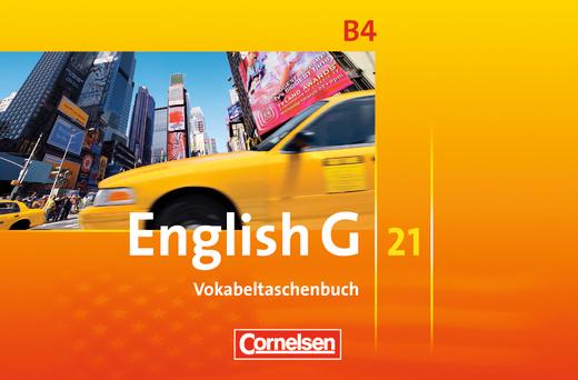 English G 21 - Vokabeltaschenbuch - Band 4: 8. Schuljahr