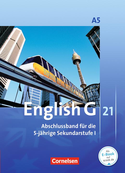 English G 21 - Schülerbuch - Abschlussband 5: 9. Schuljahr - 5-jährige Sekundarstufe I