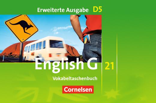 English G 21 - Vokabeltaschenbuch - Band 5: 9. Schuljahr