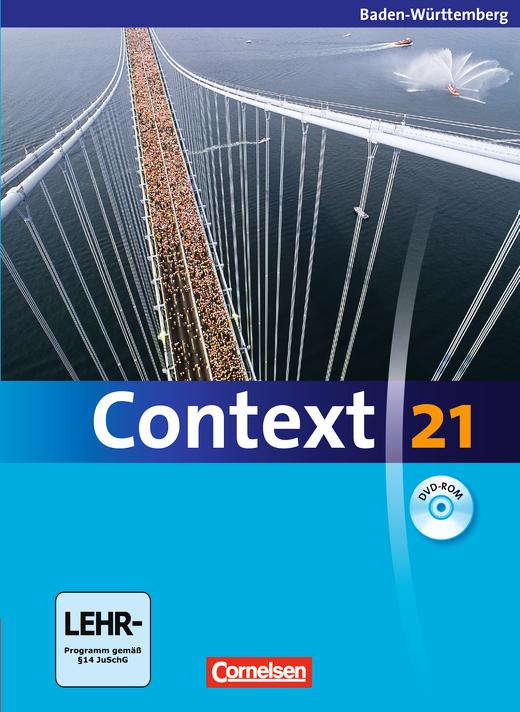 Context 21 - Schülerbuch mit DVD-ROM