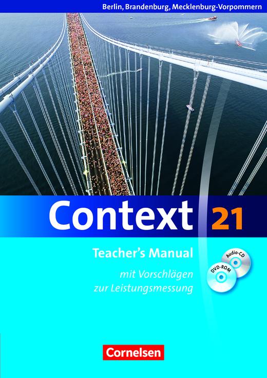 Context 21 - Teacher's Manual