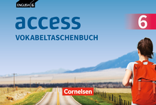 English G Access - Vokabeltaschenbuch - Band 6: 10. Schuljahr