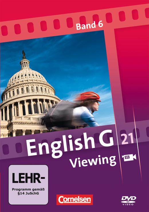 English G 21 - Viewing - Video-DVD - Band 6: 10. Schuljahr