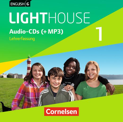 English G Lighthouse - Audio-CDs (Vollfassung) - Band 1: 5. Schuljahr