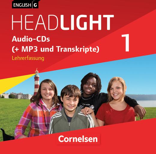 English G Headlight - Audio-CDs (Vollfassung) - Band 1: 5. Schuljahr