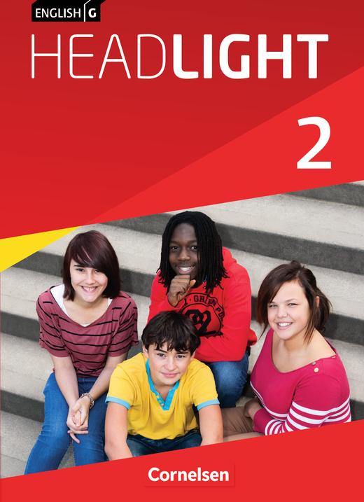 English G Headlight - Schülerbuch - Band 2: 6. Schuljahr