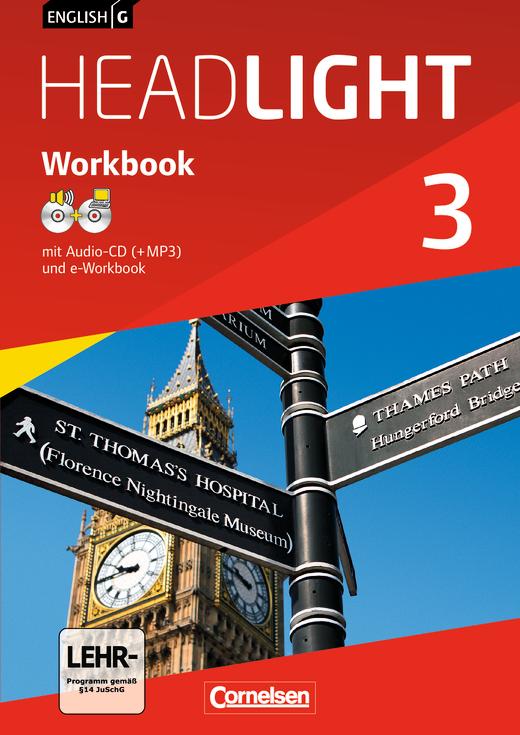 Workbook mit CD-ROM Schuljahr e-Workbook English G LIGHTHOUSE 03: 7 und ...