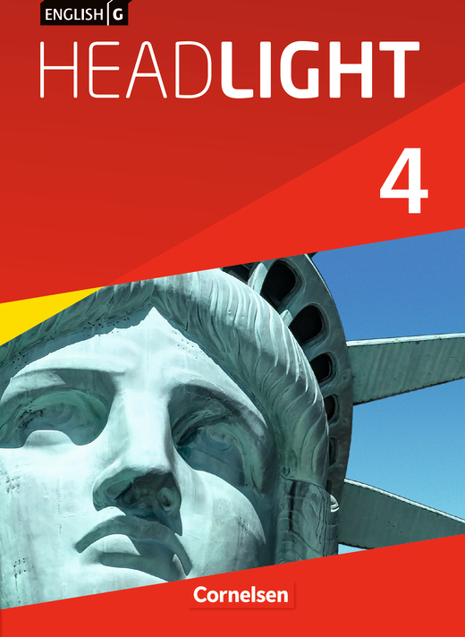 English G Headlight - Schülerbuch - Band 4: 8. Schuljahr