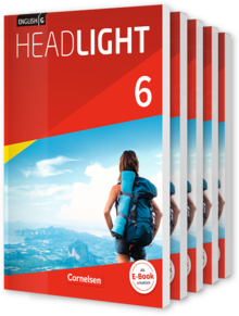 English G Headlight