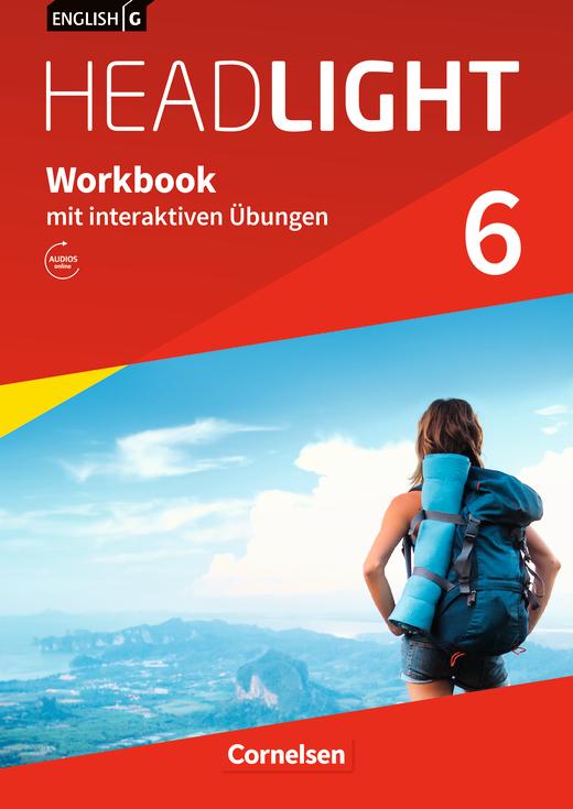 English G Headlight - Workbook mit interaktiven Übungen auf scook.de - Band 6: 10. Schuljahr