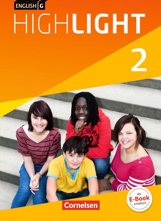 English G Highlight - Schülerbuch - Band 2: 6. Schuljahr