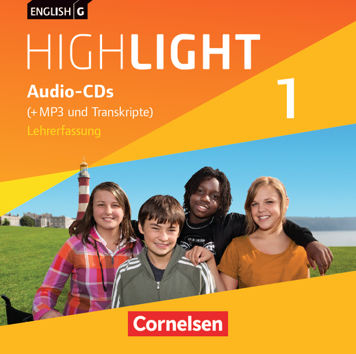 English G Highlight - Audio-CDs (Vollfassung) - Band 1: 5. Schuljahr