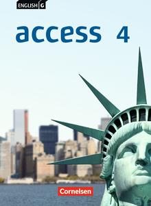 English G Access - Schülerbuch - Band 4: 8. Schuljahr