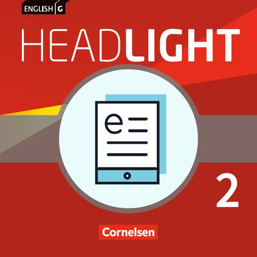 English G Headlight - Schülerbuch - Lehrerfassung als E-Book - Band 2: 6. Schuljahr