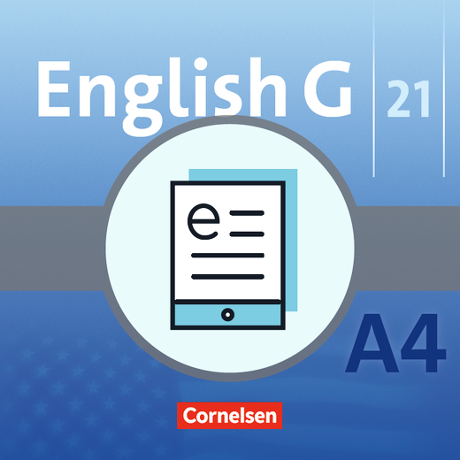 English G 21 - Schülerbuch als E-Book - Band 4: 8. Schuljahr