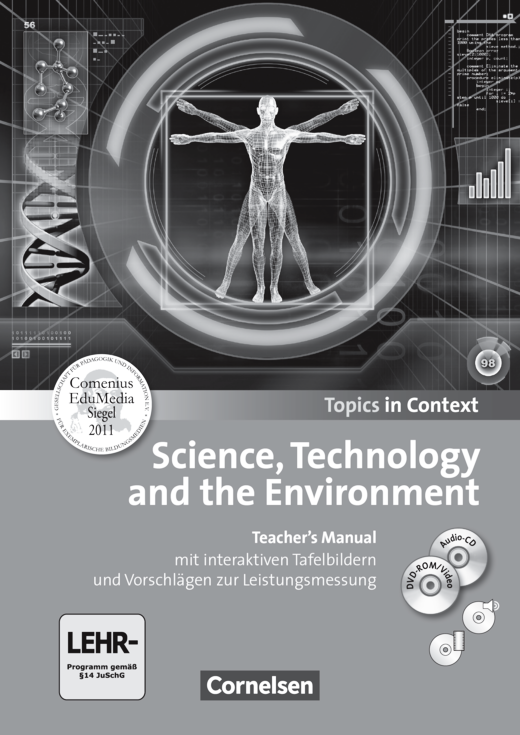 Topics in Context - Science, Technology and the Environment - Teacher's Manual mit CD und DVD-ROM