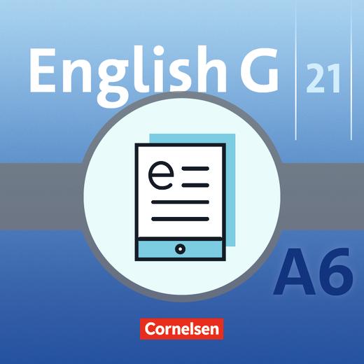 English G 21 - Schülerbuch als E-Book - Abschlussband 6: 10. Schuljahr - 6-jährige Sekundarstufe I