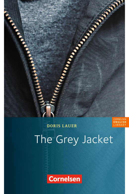 Cornelsen English Library - The Grey Jacket - Textheft - 8. Schuljahr, Stufe 2