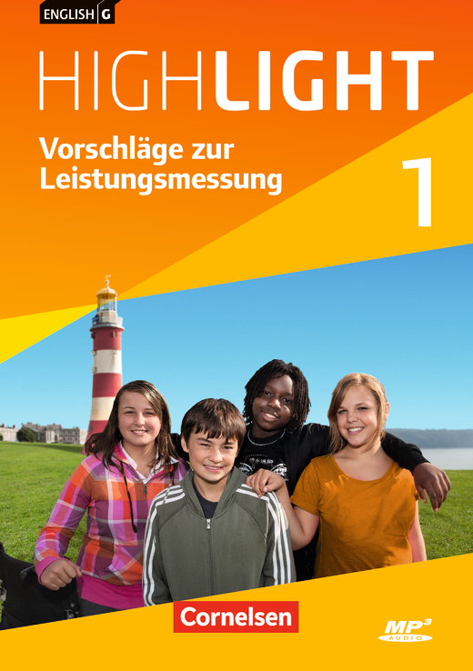 English G Highlight - Vorschläge zur Leistungsmessung - CD-Extra - Band 1: 5. Schuljahr