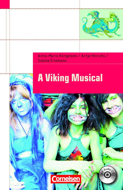 Cornelsen English Library - A Viking Musical - Textheft mit CD - 6. Schuljahr, Stufe 3