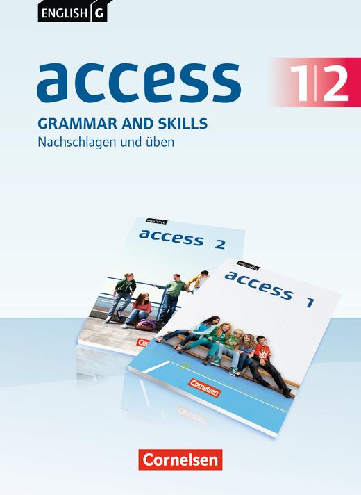 English G Access - Grammar and Skills - Band 1/2: 5./6. Schuljahr