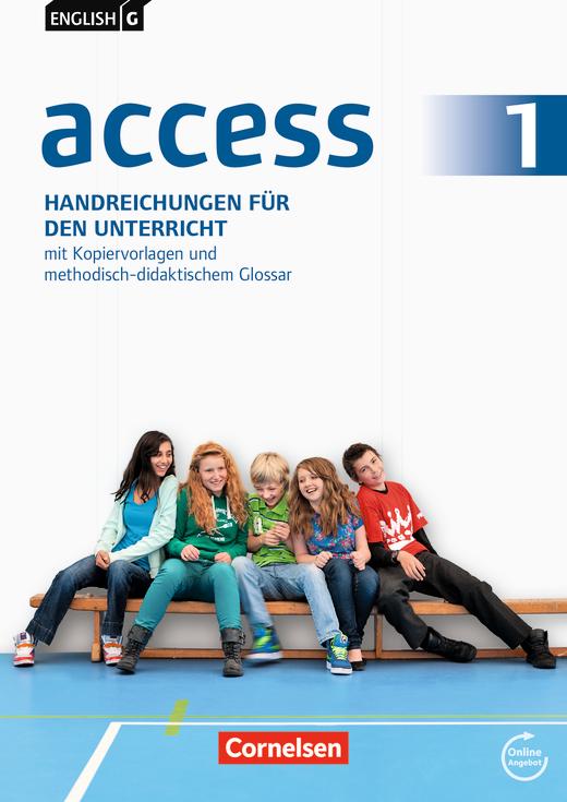 English G Access - Handreichungen für den Unterricht - Band 1: 5. Schuljahr